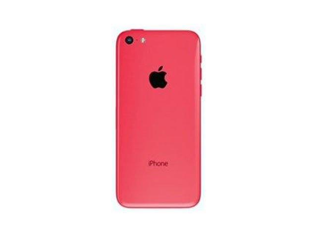 Capac baterie Apple iPhone 5C roz ORIGINAL