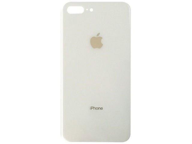 Capac baterie Apple iPhone 8 Plus alb ORIGINAL