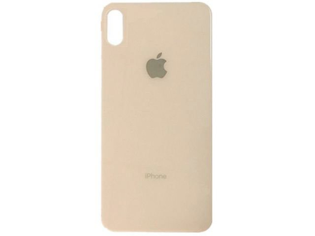 Capac baterie Apple iPhone X auriu ORIGINAL