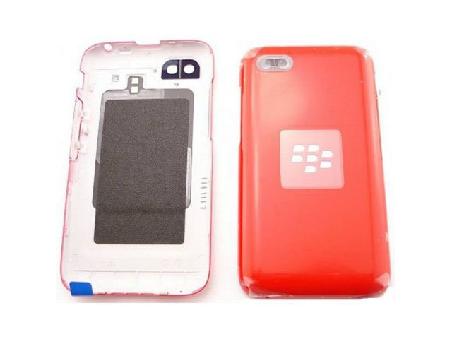 Capac baterie BlackBerry Q5 rosu original