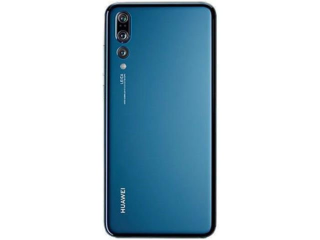 Capac baterie Huawei P20 Pro, CLT-L09, CLT-L29 albastru ORIGINAL