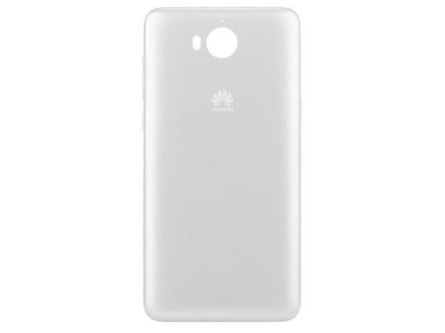 Capac baterie Huawei Y6 2017, MYA-L02, MYA-L03, MYA-L22, MYA-L23 alb ORIGINAL