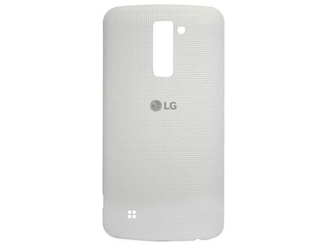 Capac baterie LG K420N, K10 alb original