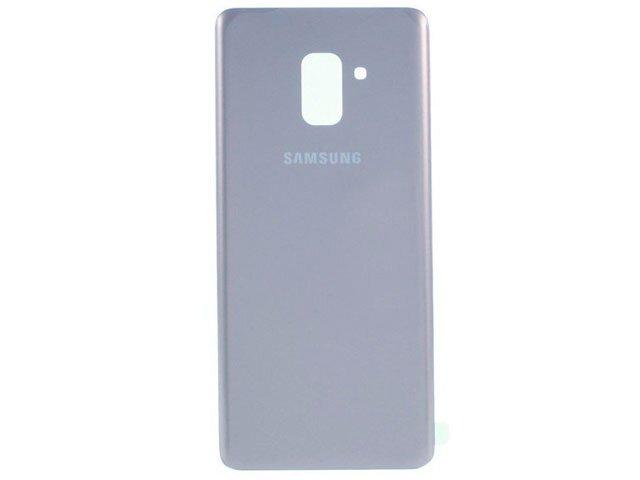 Capac baterie Samsung SM-A530F Galaxy A8 (2018) violet ORIGINAL DIN STICLA