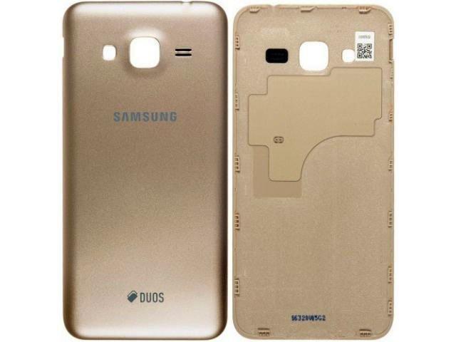 Capac baterie Samsung SM-J320F Galaxy J3 2016 auriu original