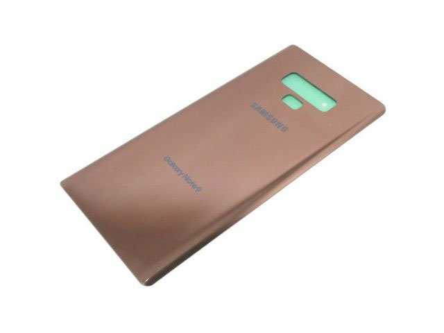 Capac baterie Samsung SM-N960F Galaxy Note 9 auriu original