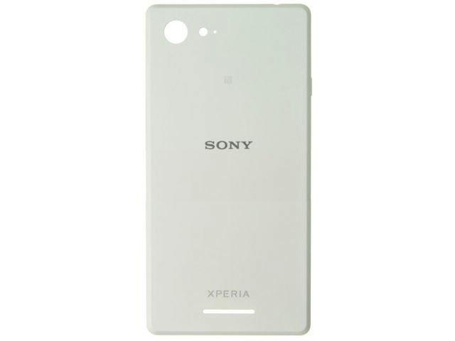 Capac baterie Sony D2202, D2203, D2206, D2243, Xperia E3 alb original