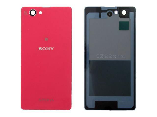 Capac baterie Sony D5503, Xperia Z1 Compact roz original