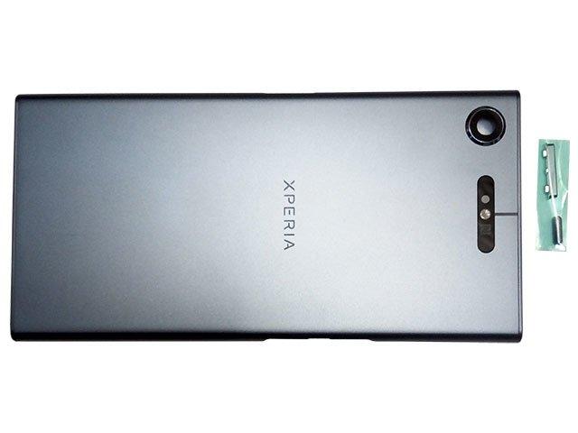 Capac baterie Sony Xperia XZ1, F8341, F8342 albastru original