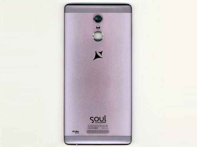 Capac spate Allview X3 Soul Style gri original
