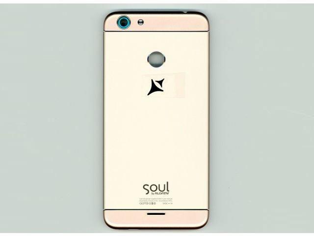 capac spate allview x4 soul mini auriu