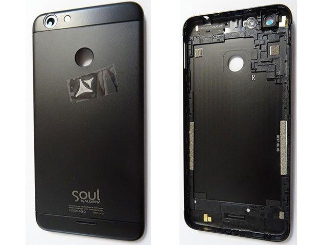 capac spate allview x4 soul mini negru