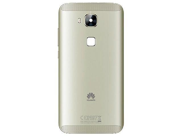 Capac spate Huawei G8, GX8 argintiu original
