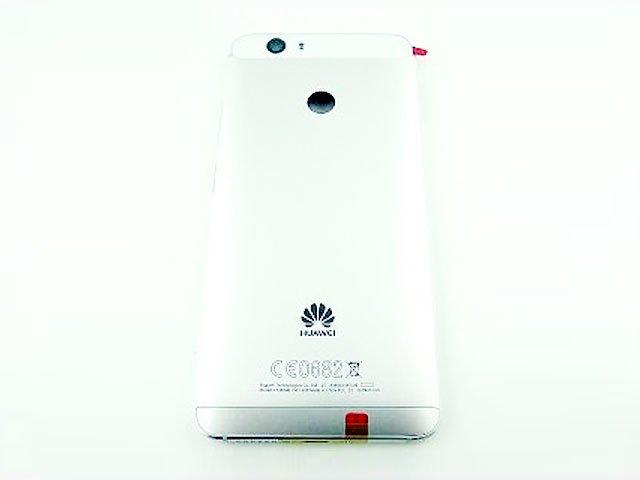 Capac spate Huawei Nova (CAN-L11) argintiu original