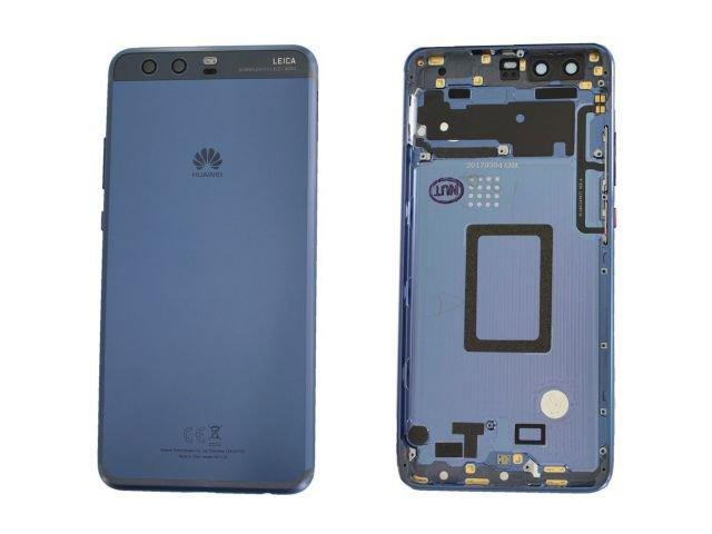 Capac spate Huawei P10 Plus, VKY-L09, VKY-L29 albastru original