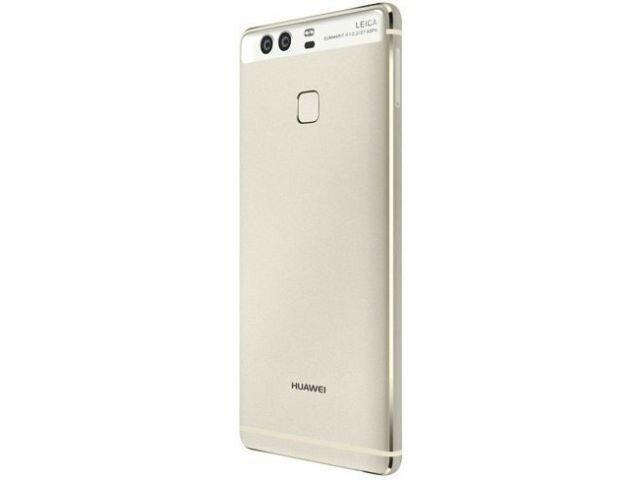 Capac spate Huawei P9 auriu ORIGINAL