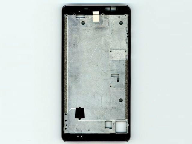 Carcasa fata Allview P8 eMagic gri originala