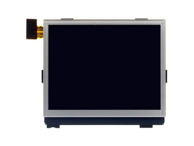Display cu geam BlackBerry 9700 Bold, 9780 Bold versiunea 001/111 alb