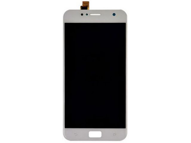 Display cu touchscreen Asus Zenfone 4 Selfie ZD553KL alb original