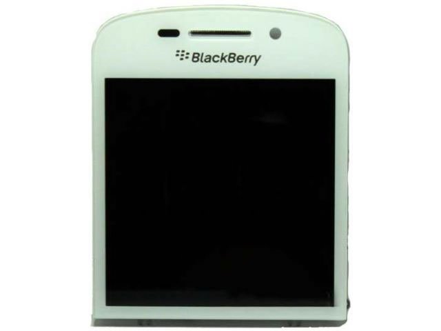 Display cu touchscreen BlackBerry Q10 alb original