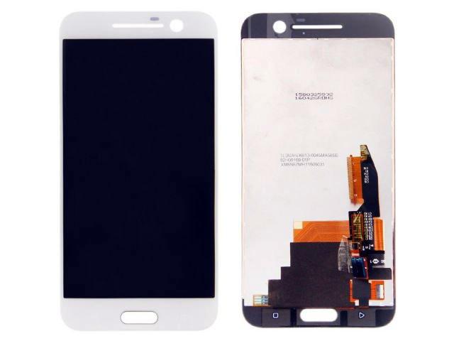 Display cu touchscreen HTC 10, One M10 alb original