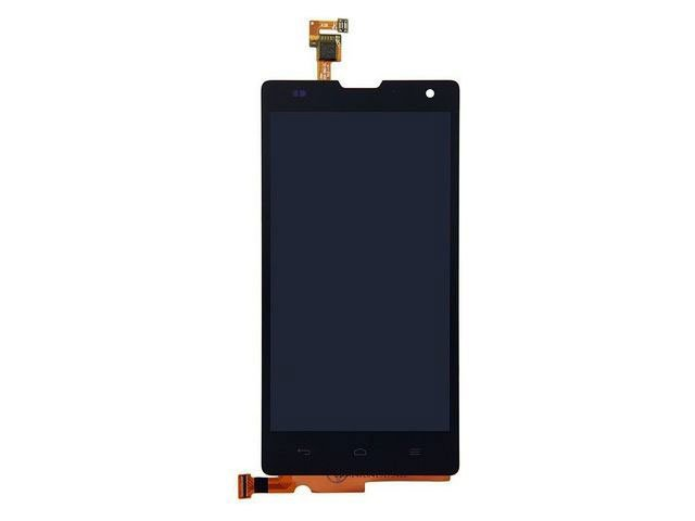 display cu touchscreen huawei ascend g740 orange yumo original