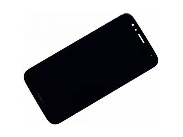 display cu touchscreen huawei g8 gx8 original negru