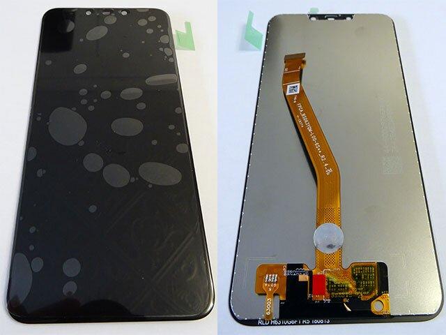 display cu touchscreen huawei mate 20 lite sne-lx1 ds sne-lx3 ds ine-lx2 original
