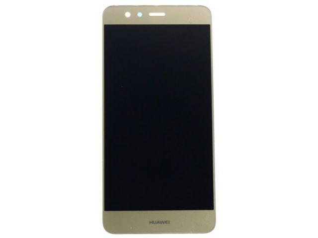 Display cu touchscreen Huawei P10 Lite WAS-LX1, LX1A auriu original