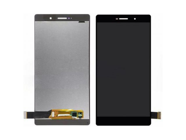 display cu touchscreen huawei p8 max original negru