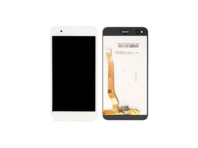display cu touchscreen huawei p9 lite mini y6 pro 2017 alb original