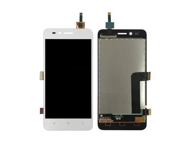 display cu touchscreen huawei y3 ii honor bee 2 lua-u22 versiunea cu 4g alb original