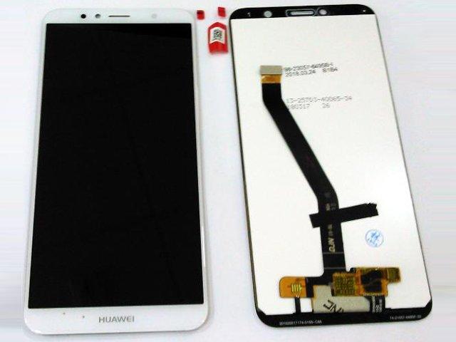 Display cu touchscreen Huawei Y6 2018 ATU-LX3, ATU-L11, ATU-L21, ATU-L22 alb original