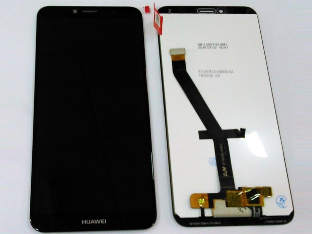 display cu touchscreen huawei y6 2018 atu-lx3 atu-l11 atu-l21 atu-l22 original