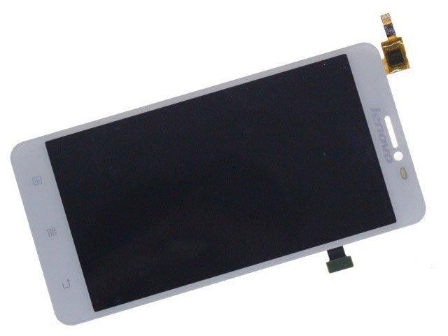 Display cu touchscreen Lenovo S850 alb ORIGINAL