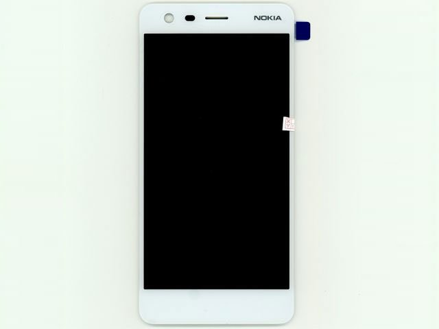 Display cu touchscreen Nokia 2 TA-1029 alb original