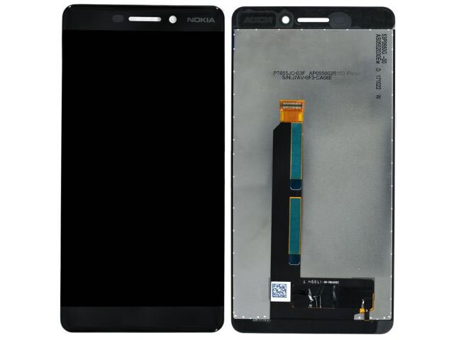 Display cu touchscreen Nokia 6.1, TA-1043, TA-1068 ORIGINAL