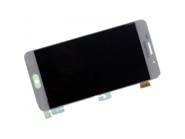 display cu touchscreen samsung sm-a510f galaxy a5 2016 alb original