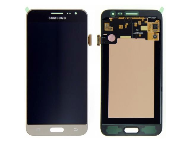 Display cu touchscreen Samsung SM-J320F Galaxy J3 2016 auriu original
