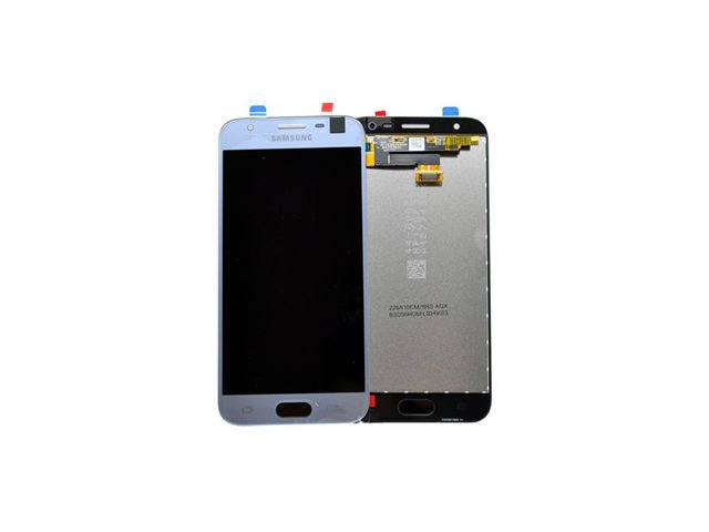 Display cu touchscreen Samsung SM-J330F Galaxy J3 2017 argintiu original