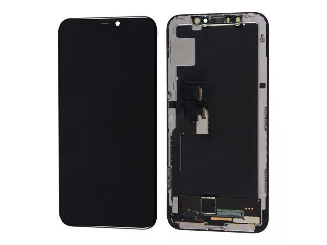Display cu touchscreen si rama Apple iPhone X, 10 ORIGINAL