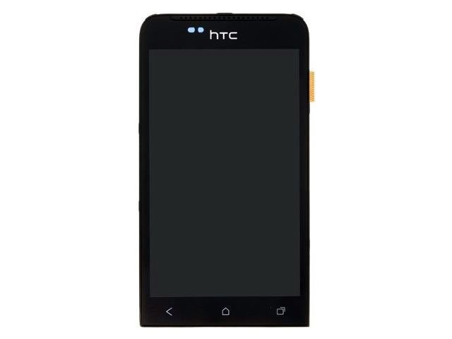 Display cu touchscreen si rama HTC One V, Primo original