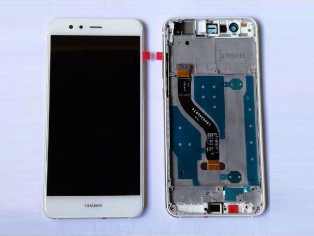 display cu touchscreen si rama huawei mate 10 lite rne-l01 rne-l21 rne-l23 g10 alb original