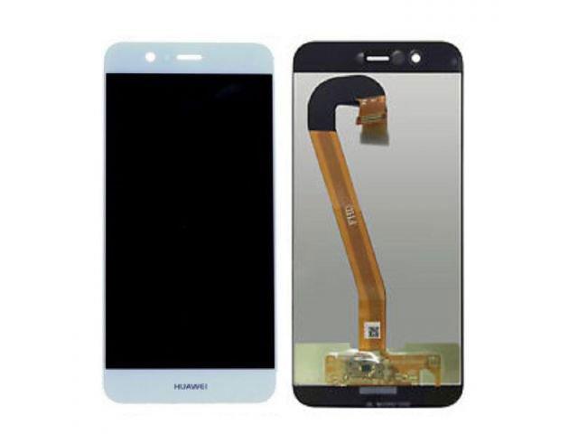 Display cu touchscreen si rama Huawei Nova 2, PIC-AL00 alb original