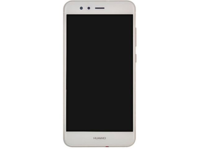 display cu touchscreen si rama huawei p10 lite was-lx1 lx1a alb original
