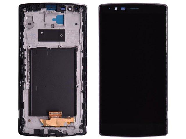 display cu touchscreen si rama lg g4