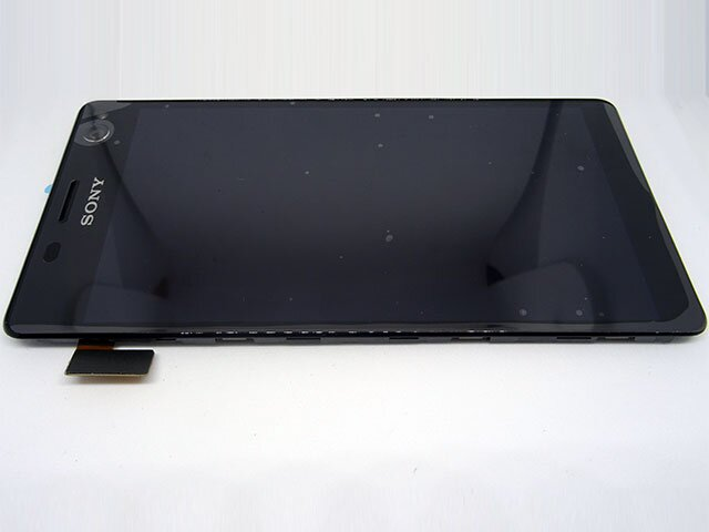 Display cu touchscreen si rama Sony E5333, E5343, E5363, Xperia C4 Dual original