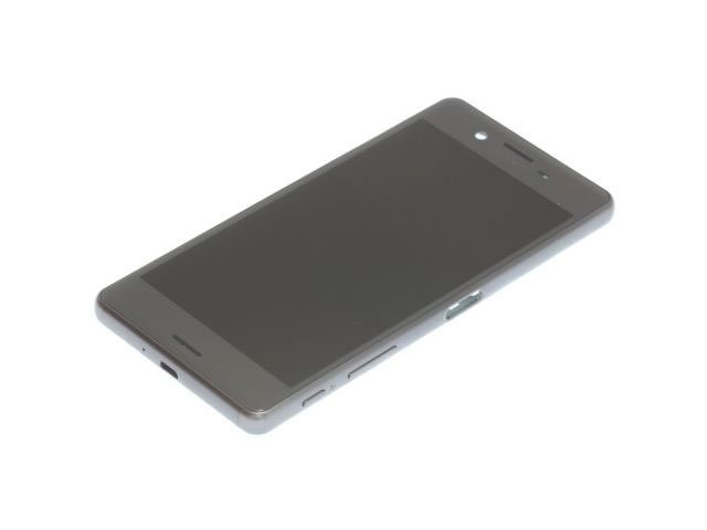 Display cu touchscreen si rama Sony F8131, F8132, Xperia X Performance original