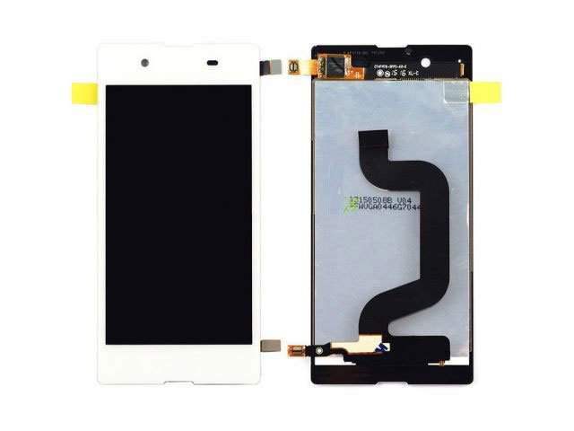 Display cu touchscreen Sony D2202, D2203, D2206, D2243, Xperia E3 alb