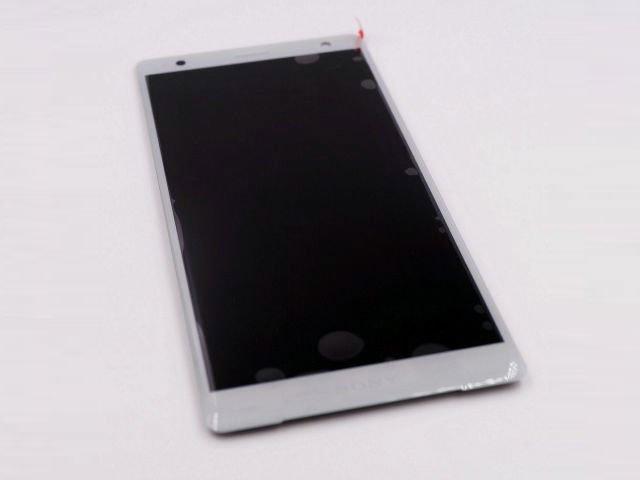 display cu touchscreen sony h8216 h8276 xperia xz2 h8266 h8296 xperia xz2 dual sim argintiu original